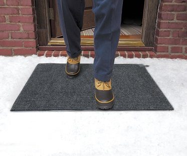 heated door mat