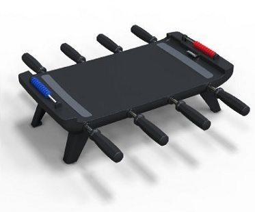iPad Foosball Table game