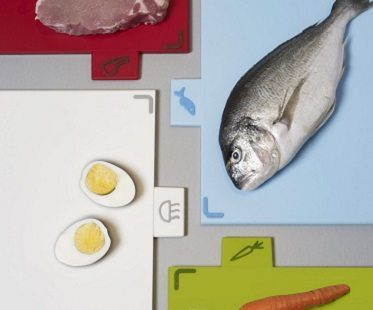 index chopping board set fish