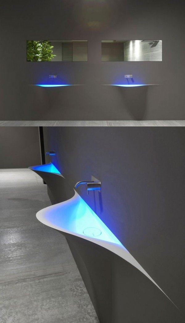 LED Sink