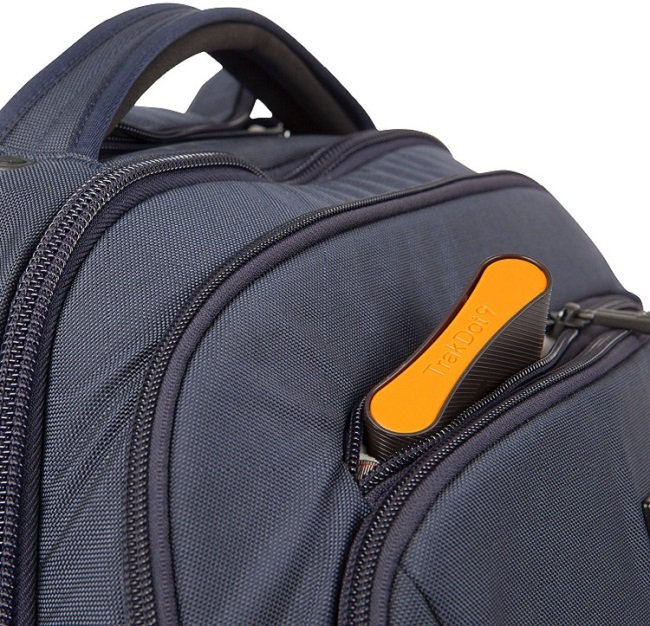 luggage tracker