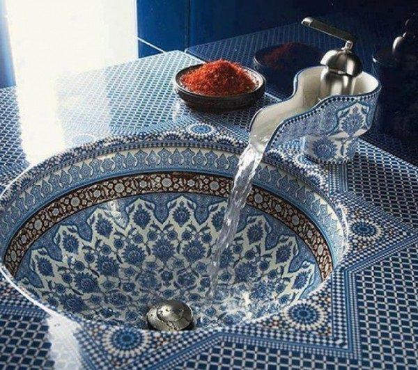 marakesh design sink