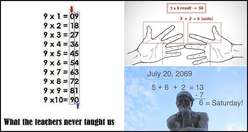 7 Math Hacks That Could Change Your Life