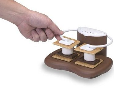 microwavable smores maker marshmallow