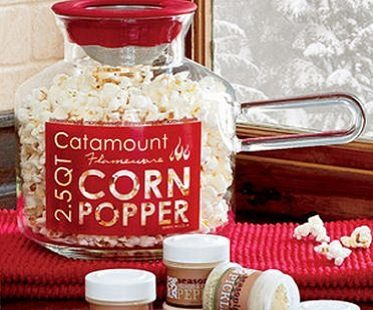 microwave corn popper