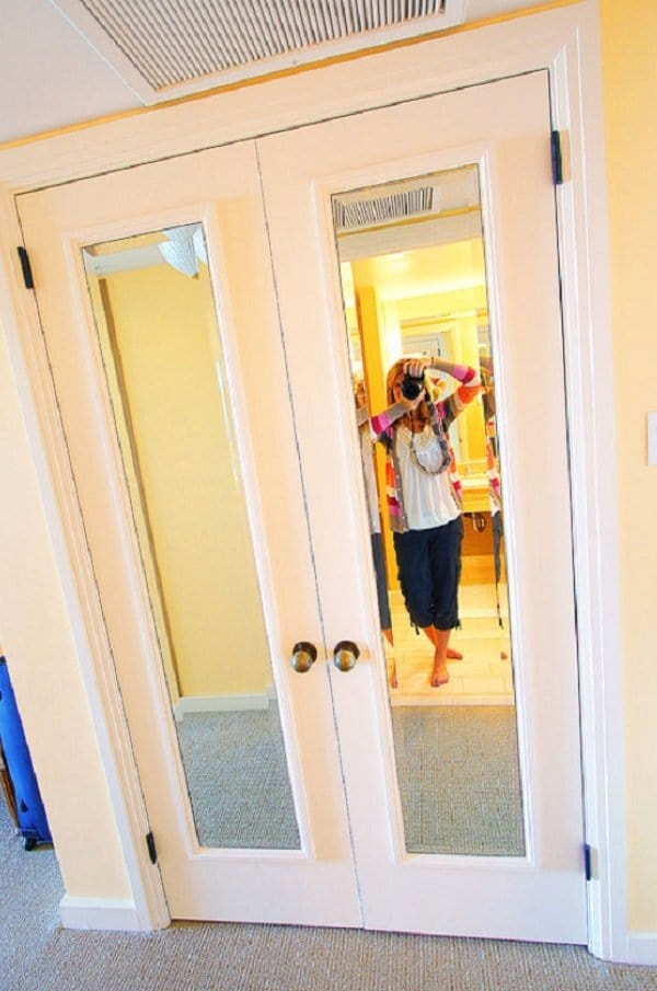 mirrors to closet doorS