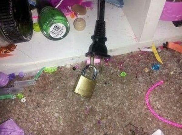 padlock plugs