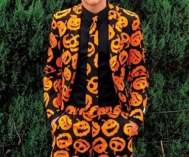 pumpkin suit