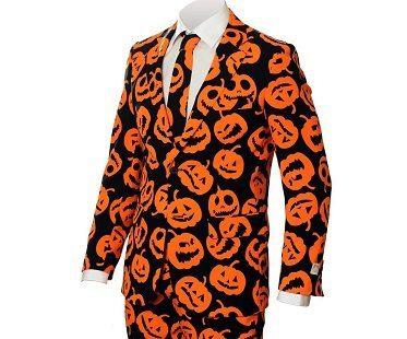 pumpkin suit plain