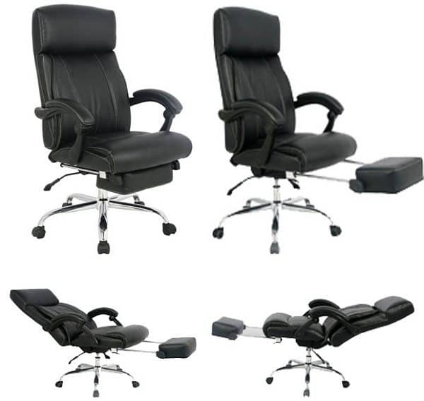 recliing office chair