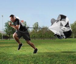 resistance training parachute