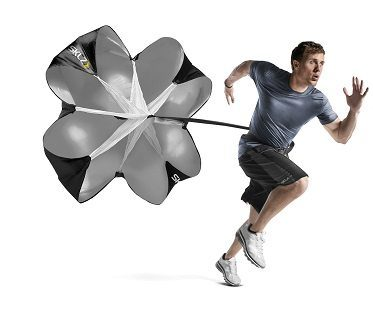 resistance training parachute kit