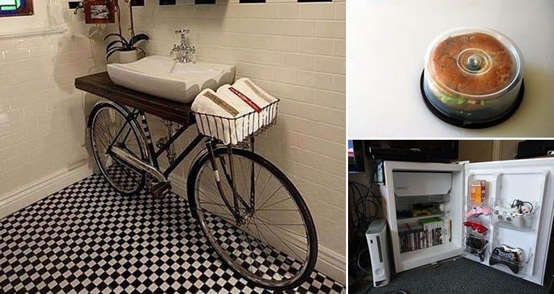 Diy Bike Storage Stand