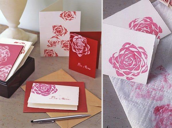 rosy stationery 1