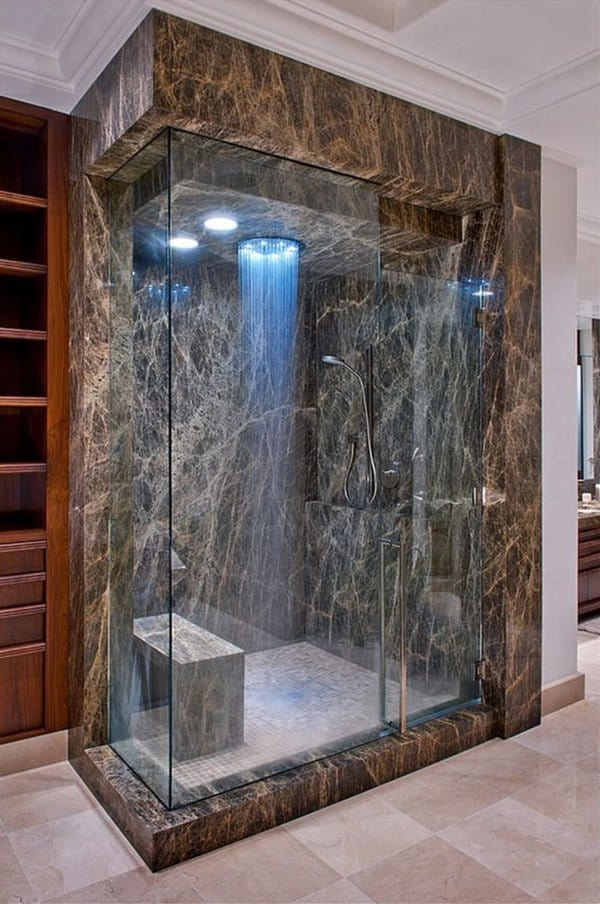 25 amazing shower designs you wish you had