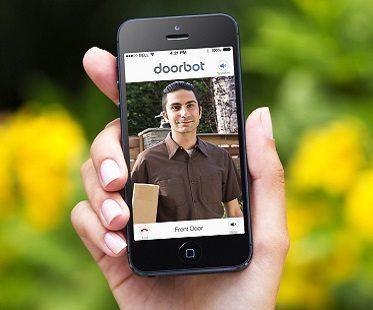 smart doorbell phone