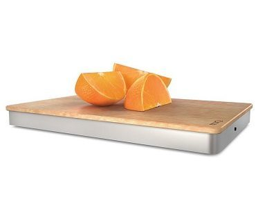 smart food scale oranges
