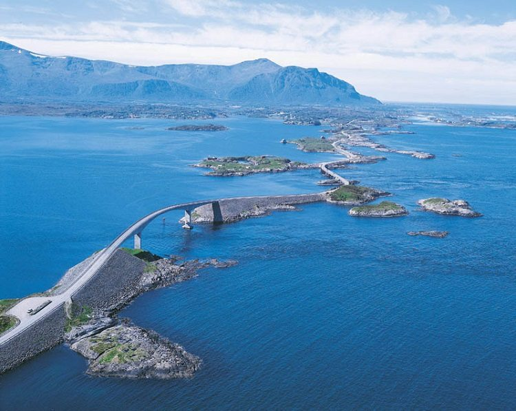 the atlantic road long