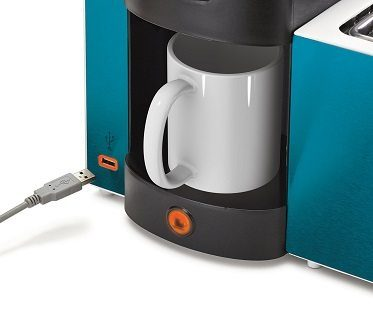 toast and coffee maker usb