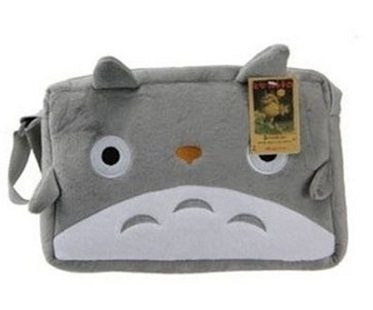 totoro bag plain