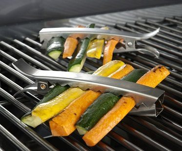 vegetable grill clips