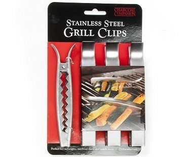 vegetable grill clips pack