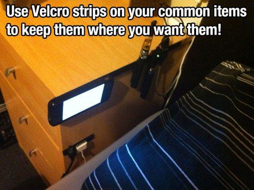 velcro hack