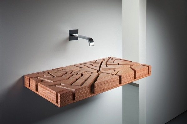 water map sink