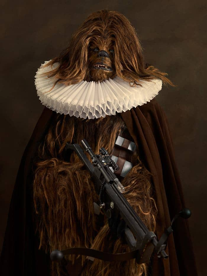16th-century-super-heroes-chewbacca