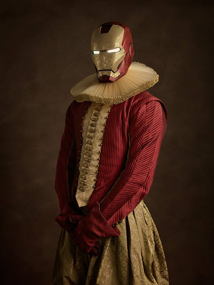 16th-century-super-heroes-iron-man