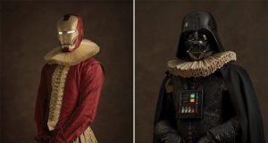 16th century superheroes