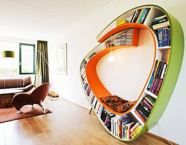 Bookworm-Bookcase
