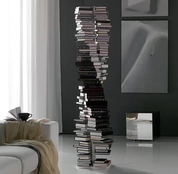 DNA-bookshelf