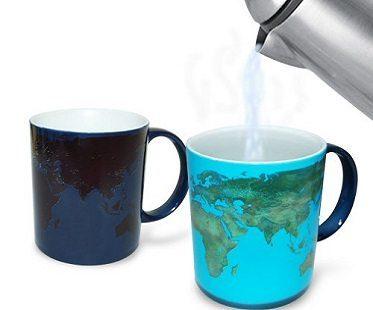 Day And Night Heat Changing Mug
