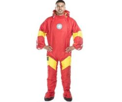 Iron Man Wearable Sleeping Bag