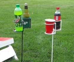 Outdoor Drink Stakes