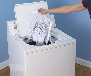 Sneaker Wash And Dry Bag net