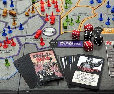 The walking dead risk game - Zombie side gioco da tavolo ...