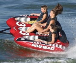 Three Person Towable float