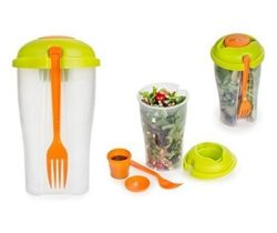 Travel Salad Containers