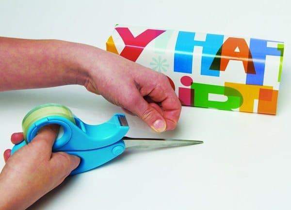 all in one scissor tape