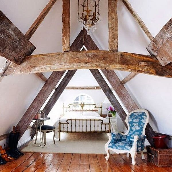 amazing arched beams