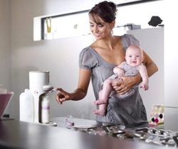 baby formula machine milk