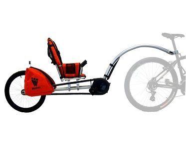bike trailer child