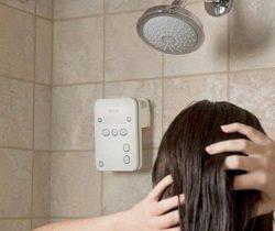 bluetooth shower speaker shower