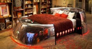 boeing 747 beds