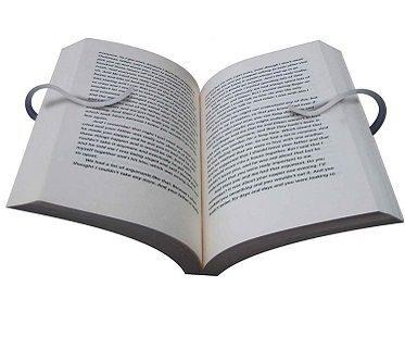 book holder white