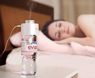 bottle cap humidifier bedroom