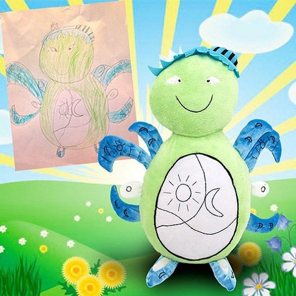 budsies-plush-toys-children-drawings-cute bug
