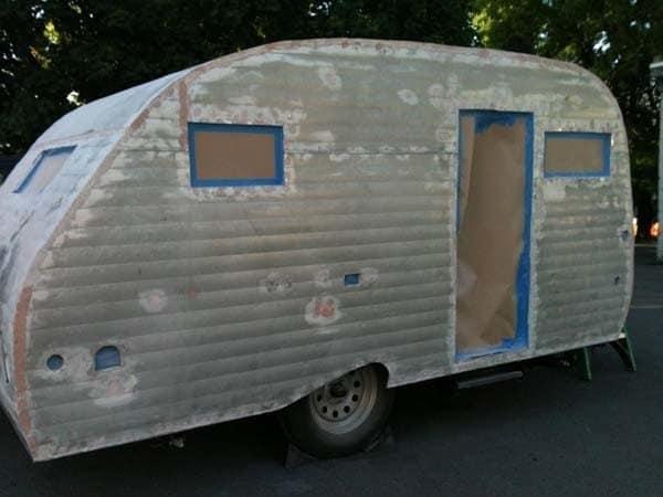 camper 22